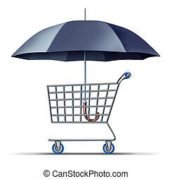 sicurezza, protezione, consumatore