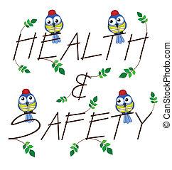 sicurezza, salute