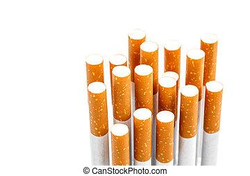 sigarette, set