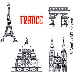 sightseeings, storico, francia, costruzioni