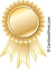 sigillo oro, illustrazione