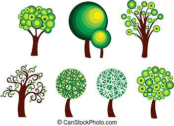 simboli, albero