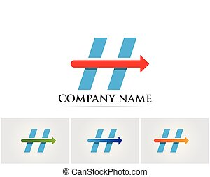 simboli, app.., sagoma, h, logotipo, lettere, icone