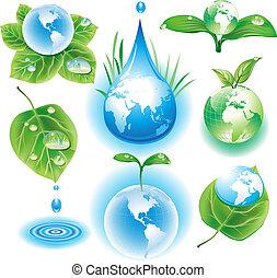 simboli, concetto, ecologia