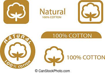 simboli, cotone