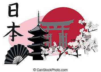 simboli, giapponese