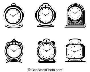 simboli, orologio