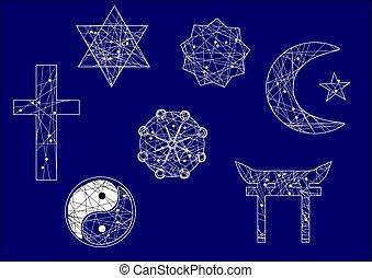 simboli, religione