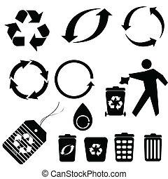 simboli, riciclaggio