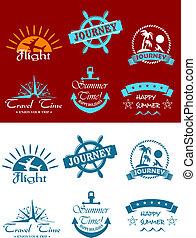 simboli, viaggiare turismo