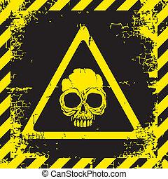 simbolo di avvertenza, pericolo