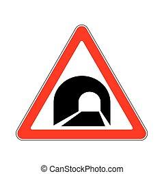 simbolo di avvertenza, strada