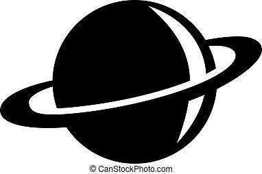 simbolo, saturno