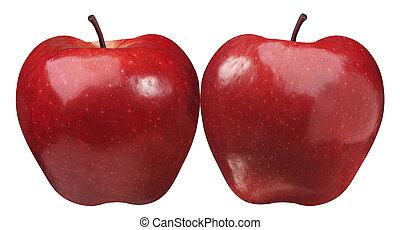 simetrical, due, mela