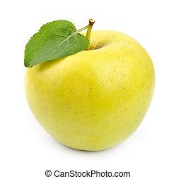 singolo, mela
