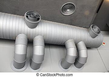 sistema, ventilazione