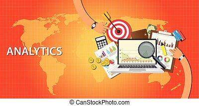 sito web, analytics, traffico, dati, ottenere