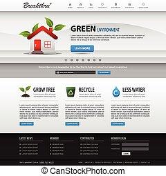 sito web, disegno web, sagoma, elemento