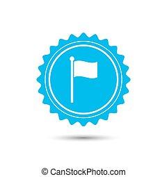 sito web, mappa, medal., emblema, classico, vendemmia, simbolo, appartamento, marchio, bandiera, vettore, icon., segno, element., icona