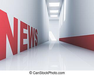 sito web, notizie