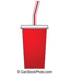 soda, tazza