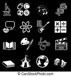 soggetto, icone