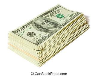 soldi, concepts., finanze