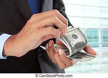 soldi, conteggio
