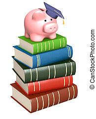 soldi, educazione