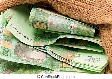 soldi, hryvna, borsa