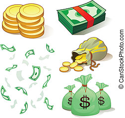 soldi, monete