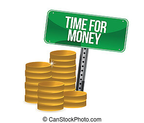 soldi, monete, tempo