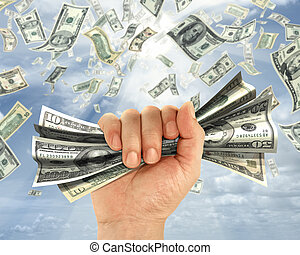 soldi, presa