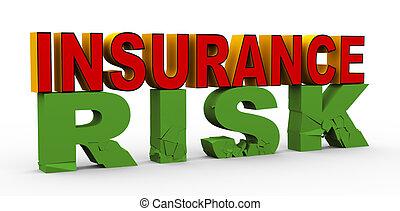 sopra, 3d, assicurazione, rischio