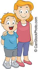 sorella, fratello