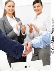 sostegno, affari