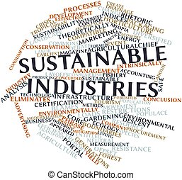 sostenibile, industrie