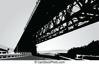 sotto, ponte