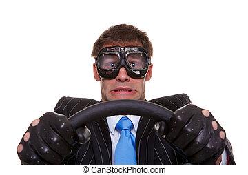 spaventato, driver