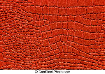spazio, testo, struttura, carta, fondo, o, rosso