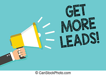 speaking., messaggio foto, strategia, altoparlante, scrittura, nota, seguaci, presa a terra, nuovo, megafono, più, blu, clienti, affari, ottenere, marketing, esposizione, fondo, leads., uomo, sguardo, clienti, showcasing