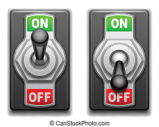spento, switches.