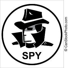 spia, agente