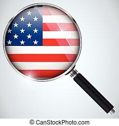 spia, governo stati uniti, paese, programma, nsa