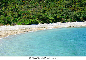spiaggia, paradiso
