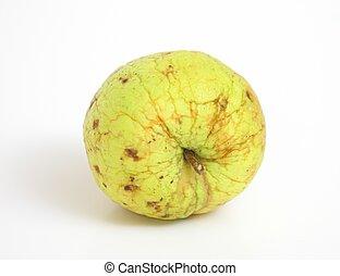 spiegazzato, mela