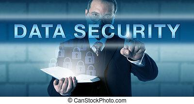 spinta, sicurezza, dati, ciso