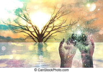 spirituale, composizione