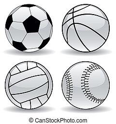 sport, palle