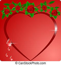 st., cartolina auguri, valentina